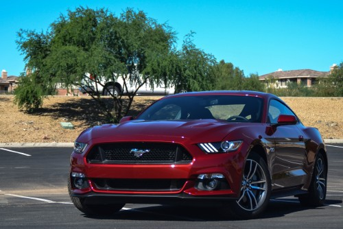 2015 Ford Mustang GT Premium 5.0L V8 Review
