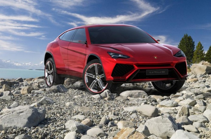 Lamborghini Urus to pack a 4.0L twin-turbo V8
