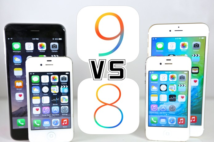 iOS 8 vs iOS 9: What's new, what's changed and what's important
