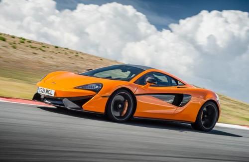McLaren won't make a Porsche Cayman competitor