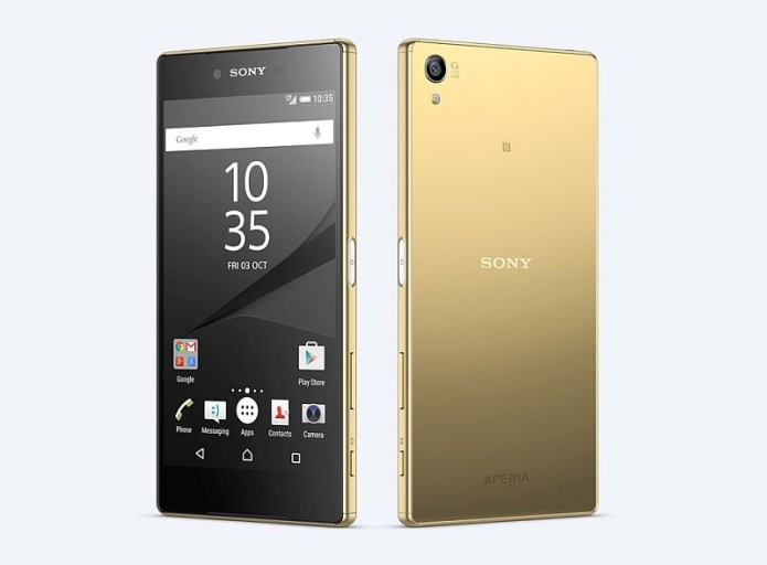 The truth behind the 4K display on Sony's Xperia Z5 Premium