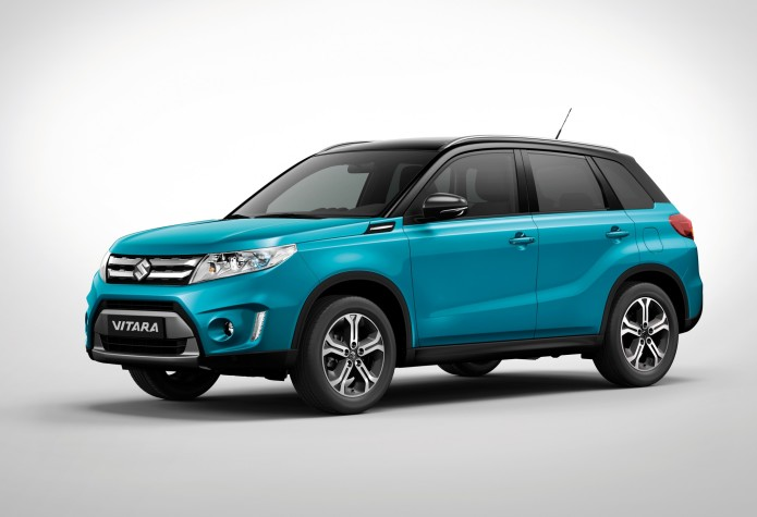 2015 Suzuki Vitara RT-X review -- road test