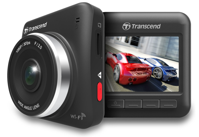 Transcend DrivePro 200 review: Record all your journeys in HD with this dash cam