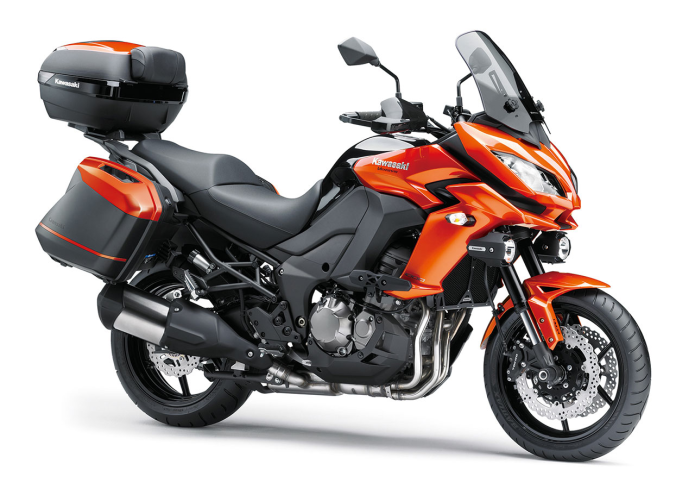 2015 Kawasaki Versys 1000 First Ride Review