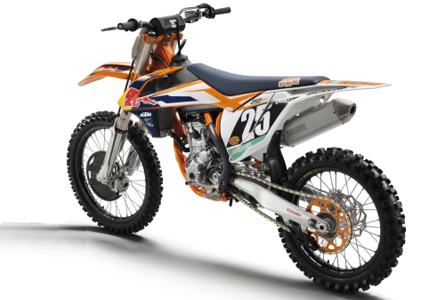 2015 KTM 250 SX-F Factory Edition First Ride Review