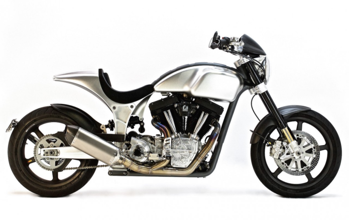 ARCH Motorcycle KRGT-1 First Ride Review
