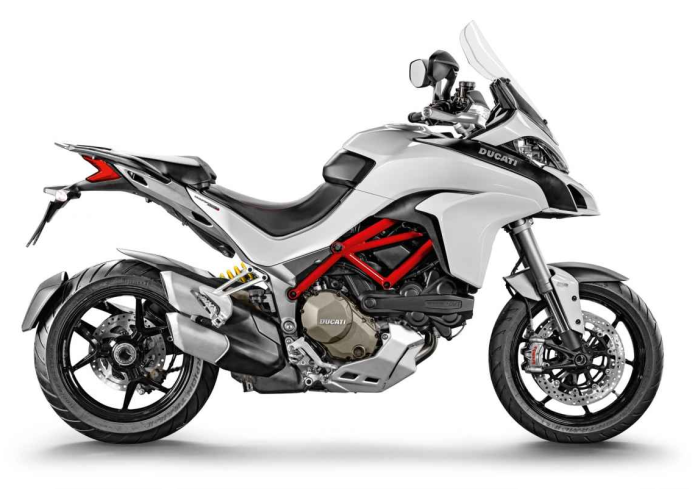 2015 Ducati Multistrada 1200 S First Ride Review