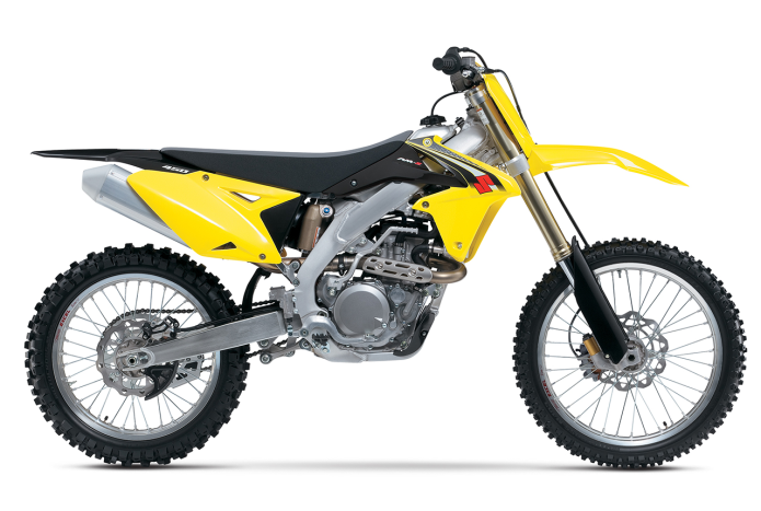 2016 Suzuki RM-Z250 First Ride Review