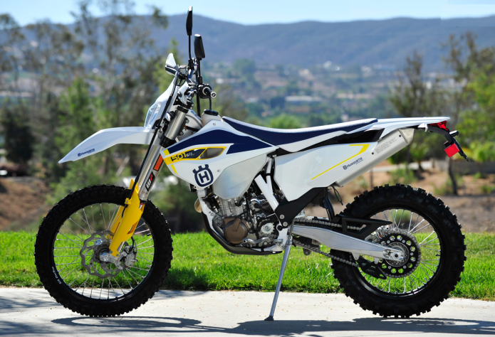2015 Husqvarna FE 501S First Ride Review