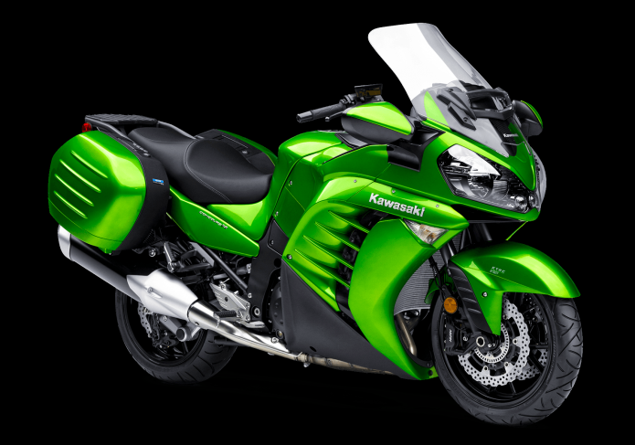 2015 Kawasaki Concours 14 ABS First Ride Review
