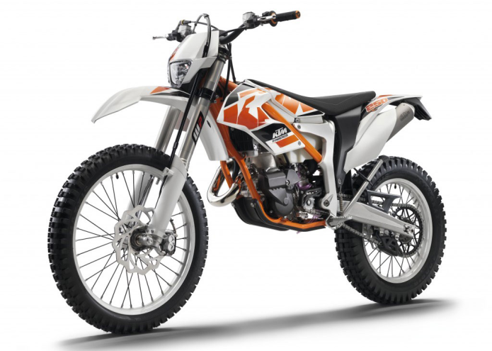 2015 KTM Freeride 250R First Ride Review