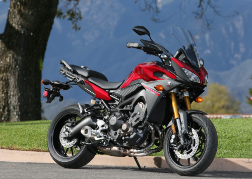 2015 Yamaha FJ-09 First Ride Review