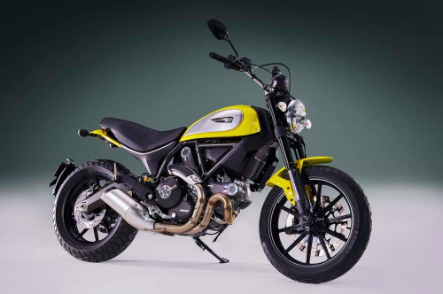 2015 Ducati Scrambler First Ride Review