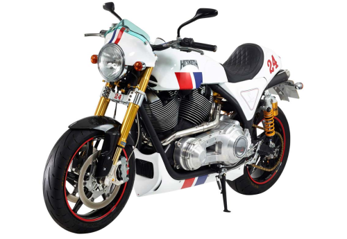 Hesketh 24 First Ride Review