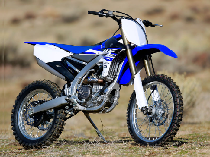 2015 Yamaha YZ250FX First Ride Review