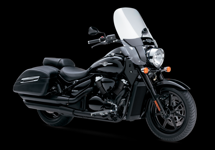 Suzuki Boulevard C90T B.O.S.S. Quick Ride Review