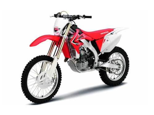 2015 Honda CRF450R First Ride Review
