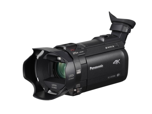 Panasonic HC-VXF990EBK review