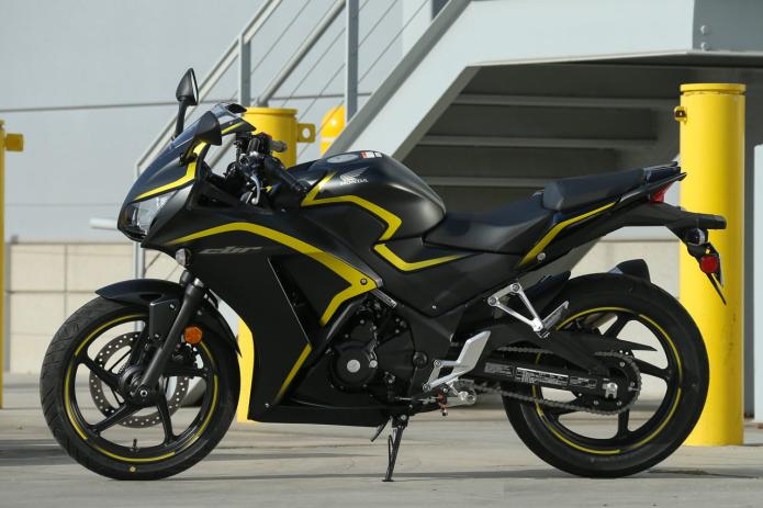 2015 Honda CBR300R First Ride Review