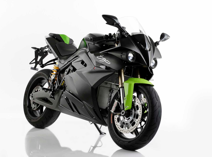2015 Energica Ego First Ride Review