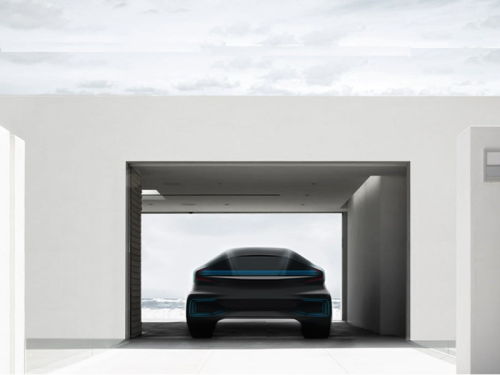 Faraday Future teases EV shake-up with CES concept car