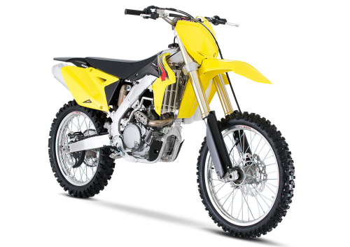 2015 Suzuki RM-Z450 First Ride Review