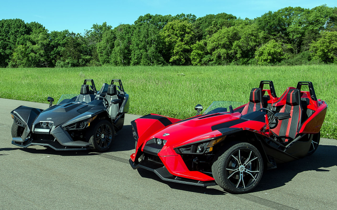2015 Polaris Slingshot First Ride Review