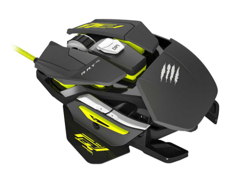 Mad Catz R.A.T Pro S review
