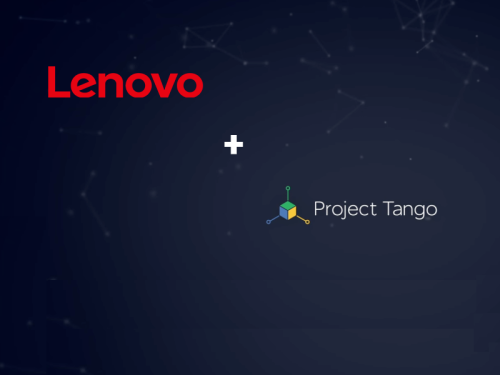 Lenovo Google Project Tango team-up date set