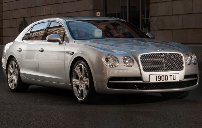 Bentley Flying Spur Review : Opulent luxury saloon has power, pace and class