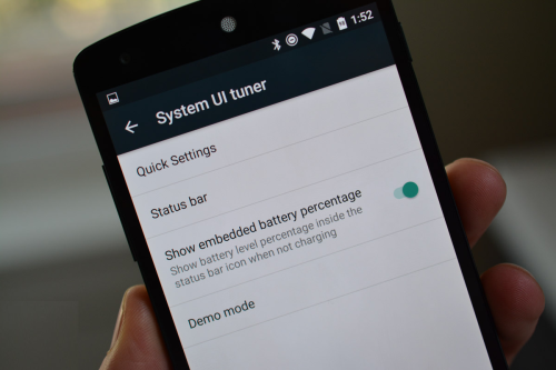 How to Customize Android Marshmallow With System UI Tuner