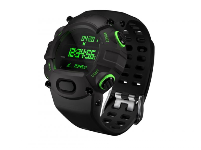 Razer Nabu Watch Hands - on Review : Here's that enormous digital watch with some 'smart functions'