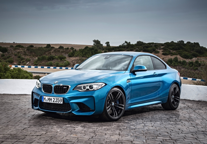 This 2016 BMW M2 Coupe looks like a future classic
