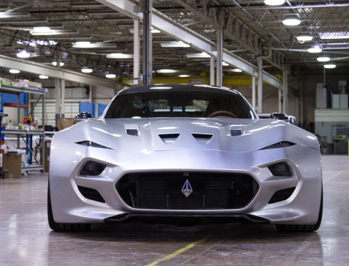 745HP VLF Force 1 V10 shows American super-muscle isn't dead