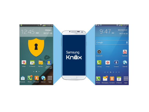 Samsung KNOX gets fit for government use in China, France