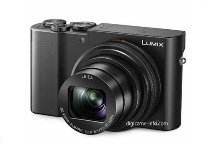 Panasonic Lumix DMC-TZ100 digital camera packs 1-inch sensor