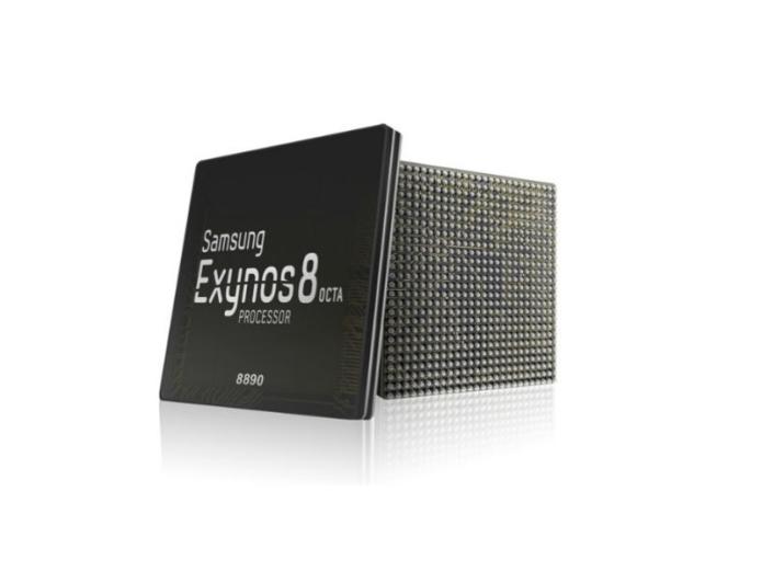 Samsung 14nm LPP process used on Exynos 8 Octa, Snapdragon 820