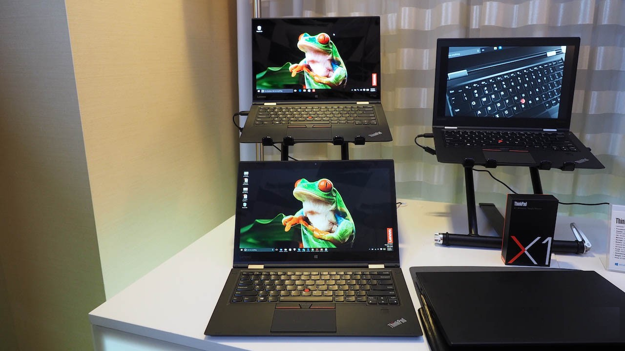 e8f57d1f21c2 Lenovo s X1 PC line scores new Thinkpads and more
