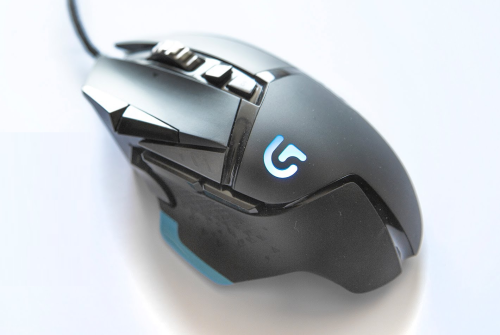 Logitech G502 Proteus Core Gaming Mouse Review