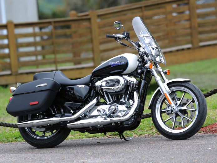 2014 Harley SuperLow 1200T First Ride Review