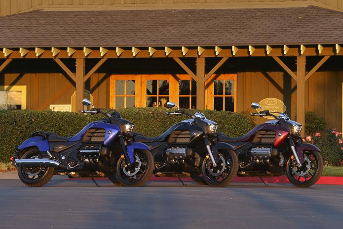 2014 Honda Valkyrie First Ride Review