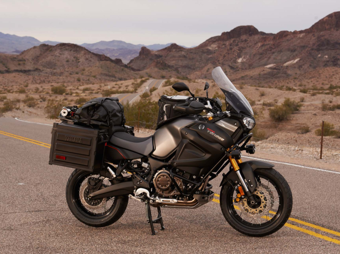 2014 Yamaha Super Tenere ES First Ride Review