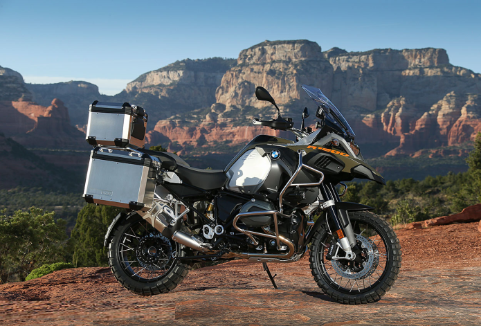 2014 BMW R1200GS Adventure First Ride Review
