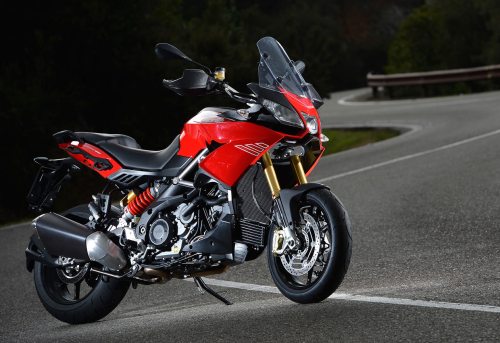 2015 Aprilia Caponord 1200 First Ride Review