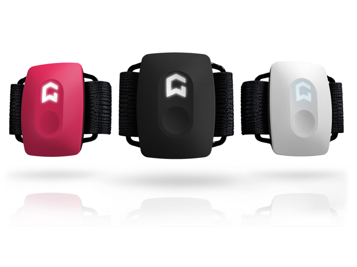 GymWatch review : A muscle-building wearable that's weak at the software knees