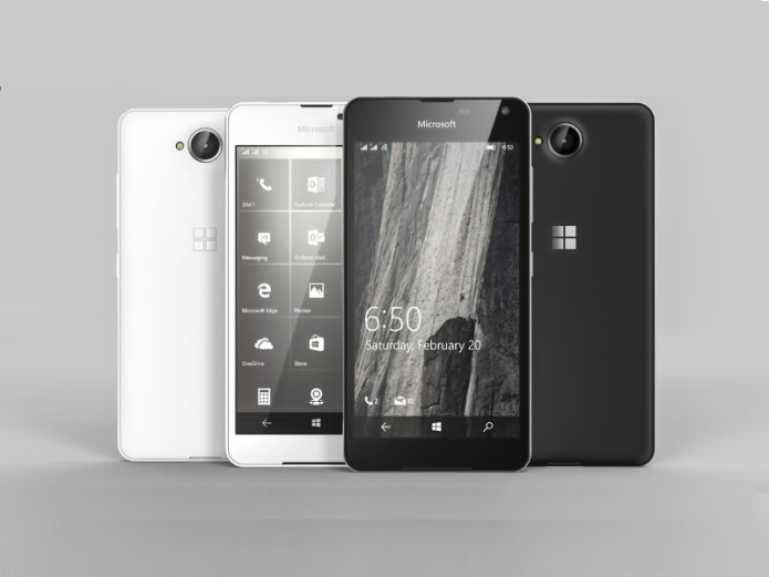 Lumia 650, debuting Feb 1, might be the only Lumia this year
