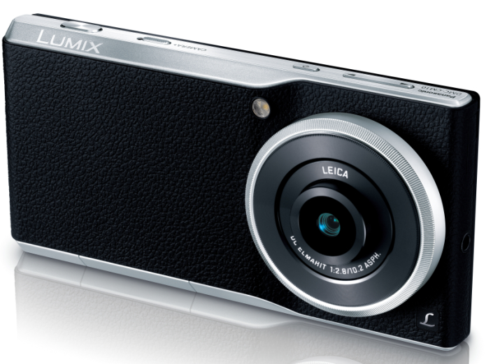 "Panasonic Lumix DMC-CM10 ""smart camera"" ditches the phone"