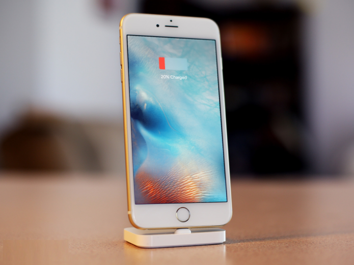 Apple addresses iPhone 6s battery issues