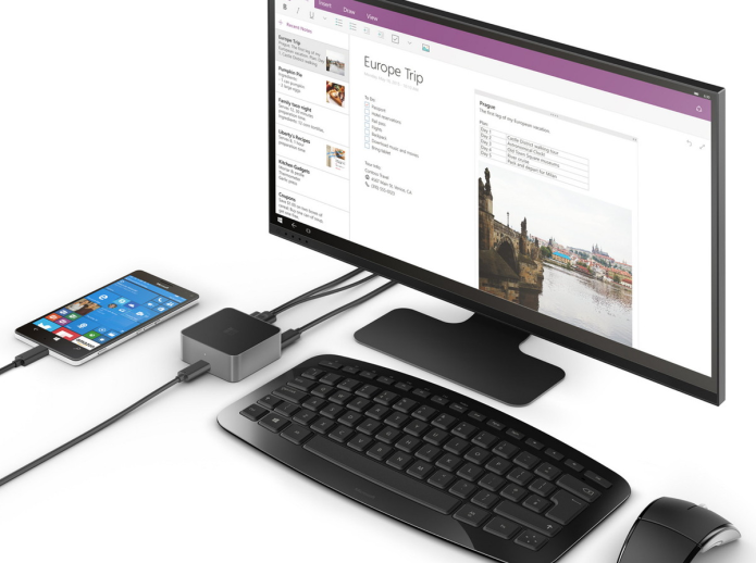 Windows Continuum for phones adds mid-range Snapdragon 617
