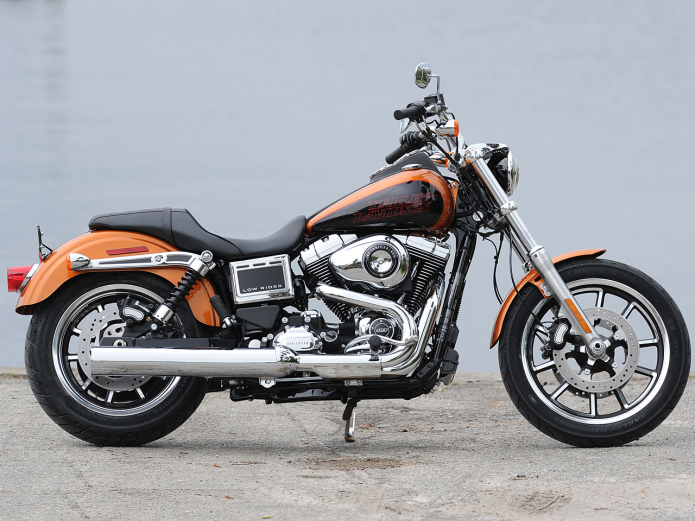 2014 Harley-Davidson Low Rider First Ride Review